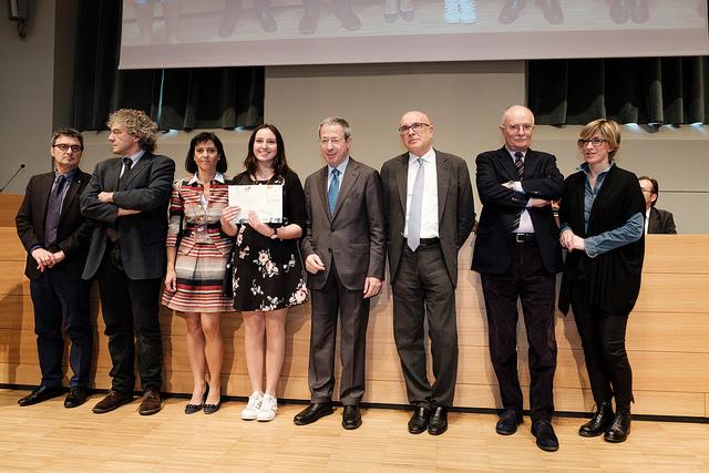 Premiazione Olimpiadi nazionali Torino 4