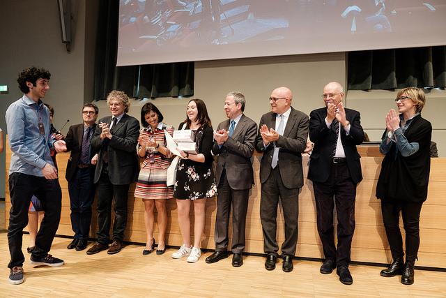 Premiazione Olimpiadi nazionali Torino