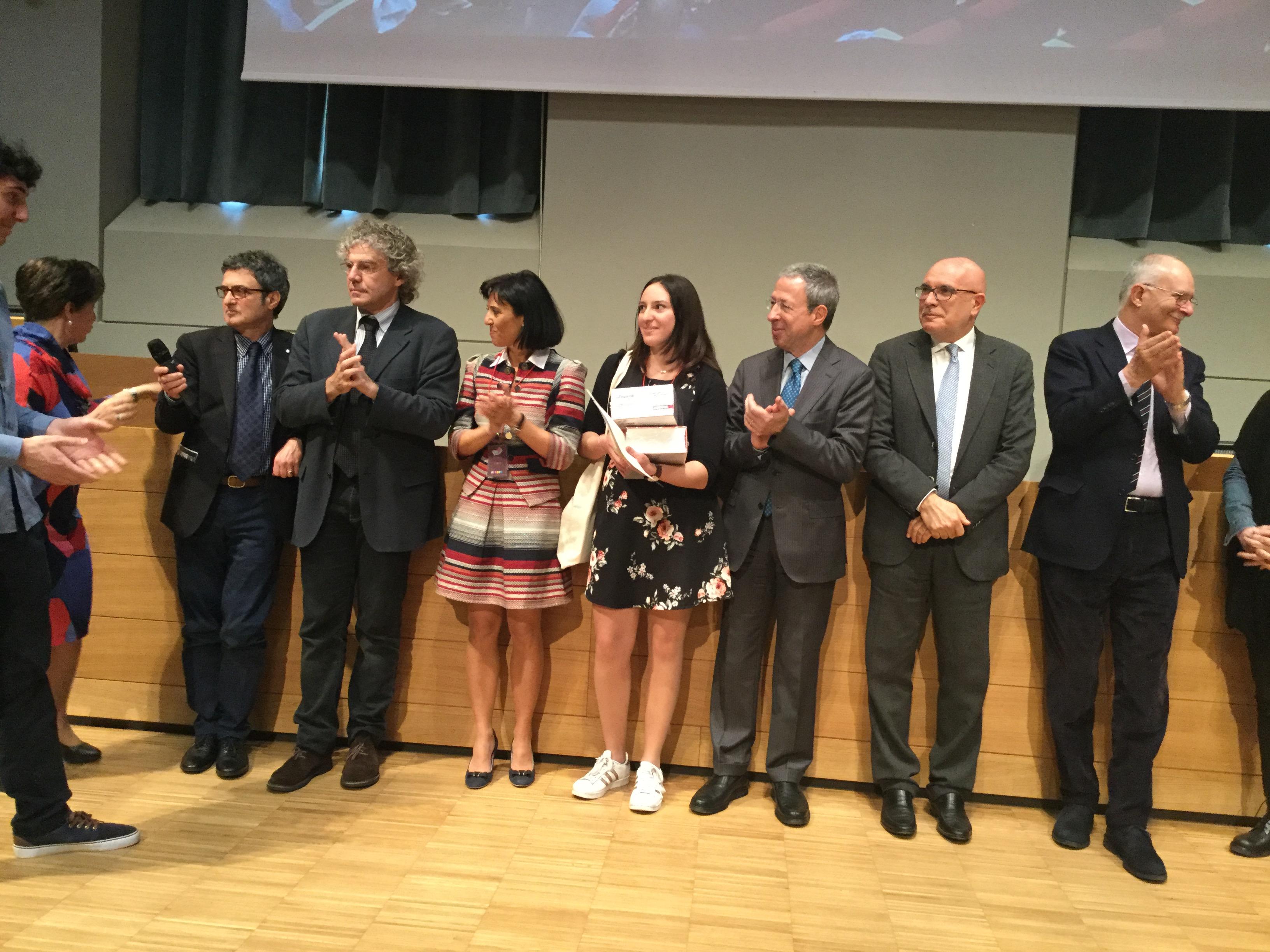 Premiazione Olimpiadi nazionali Torino 5