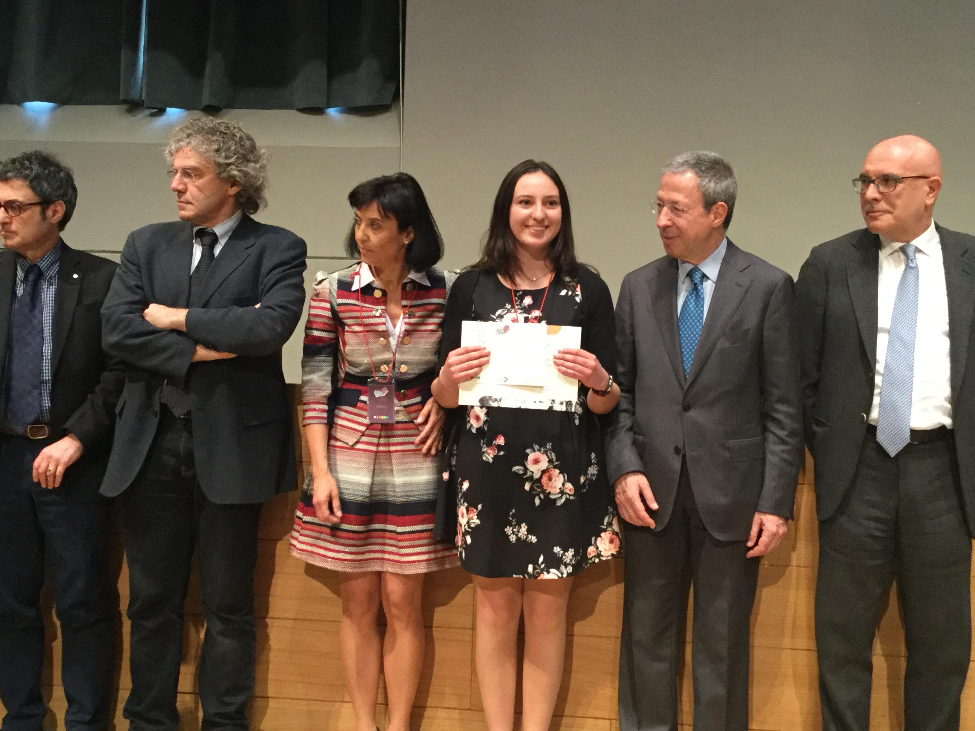 Premiazione Olimpiadi nazionali Torino 6