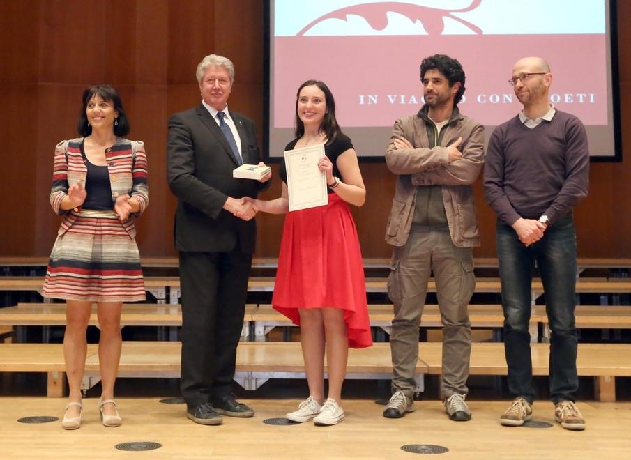 Premiazione Giornata della Dante Anna