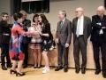 Premiazione Olimpiadi nazionali Torino 1