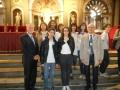 Foto fi gruppo - Sala del Cinquecento - Palazzo Vecchio