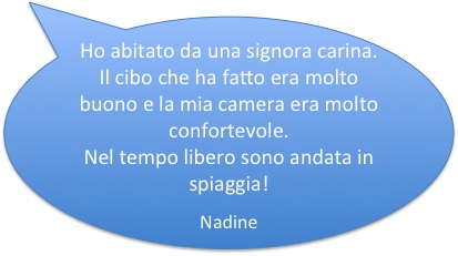 1. Nadine rimini